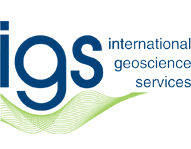 International geoscience services logo