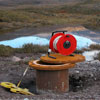 Groundwater well